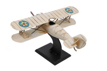 MNK - Dekoratif Metal Uçak 2 Kanatlı (1)