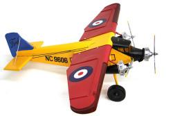 Mnk - Dekoratif Metal Uçak (1)