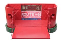 MNK - Dekoratif Route66 Temalı Ford Kamyon Kasası Şeklinde Duvar Rafı