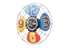 Mnk - Dekoratif Vantilatör Temalı Duvar Saati (1)