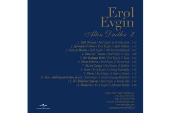 Crownwell - Erol Evgin Altın Düetler (2) 33-Lp (1)
