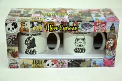 Just me - Espresso 2'li Kupa Seti Star Wars (1)