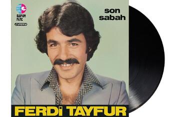 CROWNWELL - Ferdi Tayfur San Sabah 33-Lp