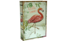 CROWNWELL - Kutu Kitap Aynalı Flamingo 2