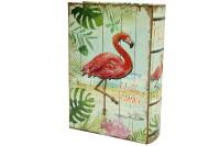 Crownwell - Kutu Kitap Aynalı Flamingo 2 (1)