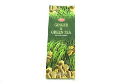 Hem - Ginger Green Tea Hexa
