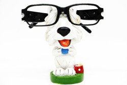 Self Design - Gözlük Standı Köpek
