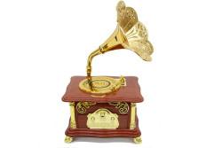 Mnk - Gramofon Ayaklı Müzikli