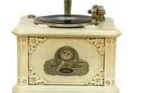 Gramofon Beyaz - Thumbnail