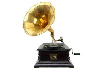 CROWNWELL - Gramofon Kare 533