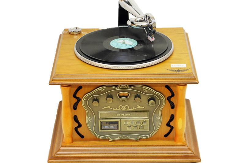 Gramofon Kare