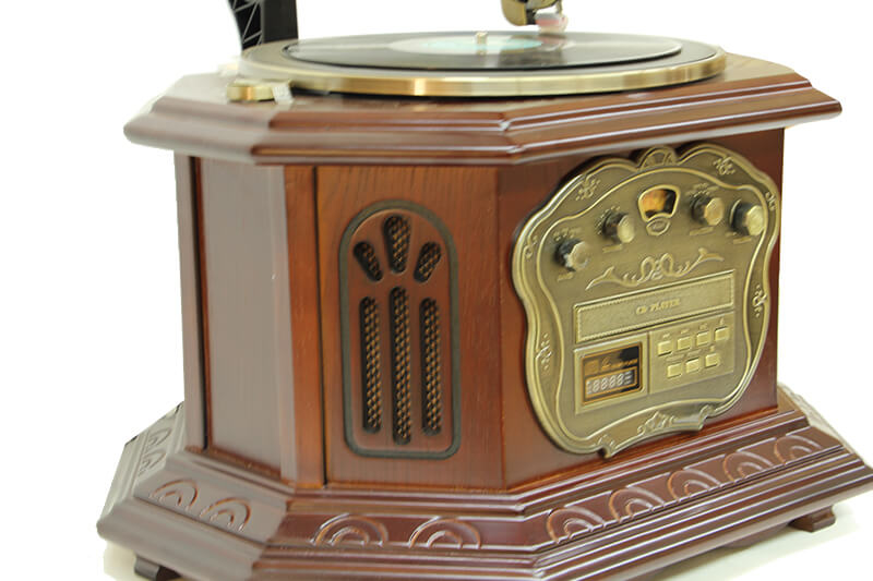 Gramofon Sekizgen Elektronik