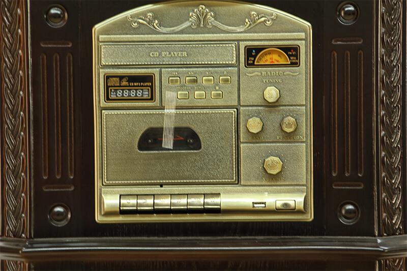 Gramofon Standlı