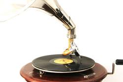 CROWNWELL - Gramofon Yuvarlak 533 (1)