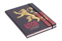 Self Design - Günlük Kitap Ayraçlı Lannister