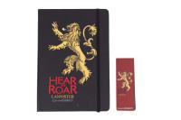 Self Design - Günlük Kitap Ayraçlı Lannister (1)