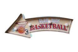 MNK - Işıklı Basketbol Yön Tabelası