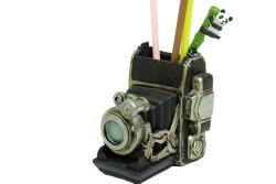 Self Design - Kalemlik Kamera Gümüş Renkli (1)