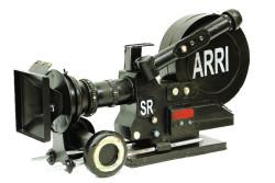 Mnk - Dekoratif Metal Kamera ARRI