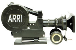 Mnk - Dekoratif Metal Kamera ARRI (1)