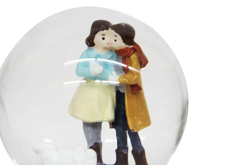 Kar Küresi Sevgili