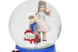 Kar Küresi Sevgili - Thumbnail