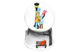 Self Design - Kar Küresi Sevgili Işıklı (1)