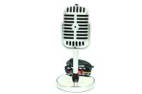 MNK - Karaoke Mikrofon Silver