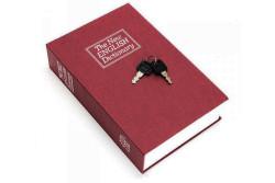 Kasa Şifreli Kitap - Thumbnail