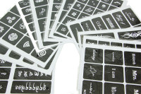 Roshana - Kına Sticker Küçük (1)