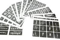 Roshana - Kına Sticker Küçük