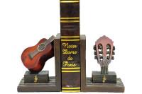Self Design - Kitap Stoper Kırmızı Gitar