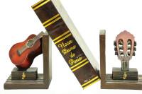 Self Design - Kitap Stoper Kırmızı Gitar (1)