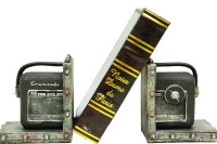 Self Design - Kitap Stoper Radyo Kahverengi (1)