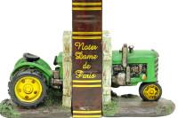 Self Design - Kitap Stoper Traktör Yeşil