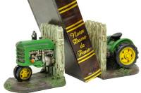 Self Design - Kitap Stoper Traktör Yeşil (1)