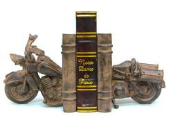 Self Design - Kitap Tutucu Motorsiklet