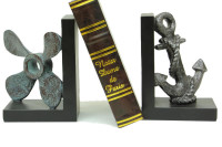 Self Design - Kitap Tutucu Pervane & Çapa (1)