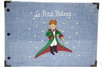 Self Design - Küçük Prens Kumaş Baskılı Albüm (1)