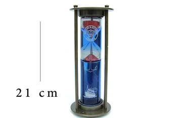 MNK - 21 Cm 1 Dakikalık Sulu Kum Saati (1)