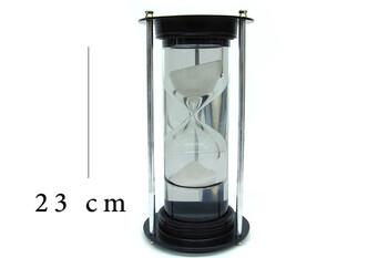 MNK - 23 Cm 5 Dakikalık Sulu Kum Saati (1)