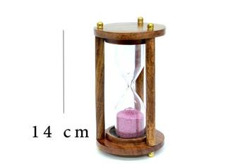 MNK - Ahşap 5 Dakikalık Kum Saati (1)