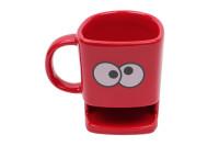 Just me - Kupa Kurabiye Yuvalı Minion Kırmızı