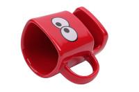 Just me - Kupa Kurabiye Yuvalı Kırmızı (1)