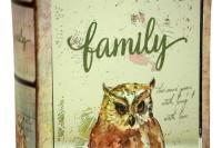 Crownwell - Kutu Kitap Aynalı Baykuş (1)