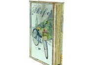 Crownwell - Kutu Kitap Aynalı Bisiklet (1)