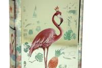 CROWNWELL - Kutu Kitap Aynalı Flamingo (1)