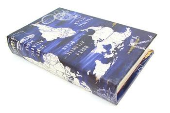 Self Design - Kutu Kitap Aynalı Globe (1)