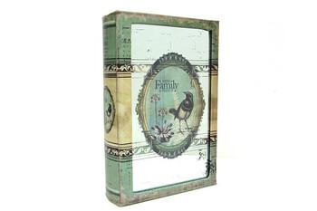 Self Design - Kutu Kitap Aynalı Kuş