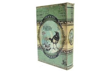 Self Design - Kutu Kitap Aynalı Kuş (1)